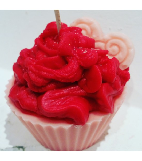 Cupcake Pomme d'amour